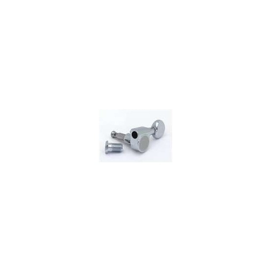 ALL PARTS TK7590010 TUNING KEYS WITH 2 MOUNTING PINS, CHROME, 6-IN-LINE