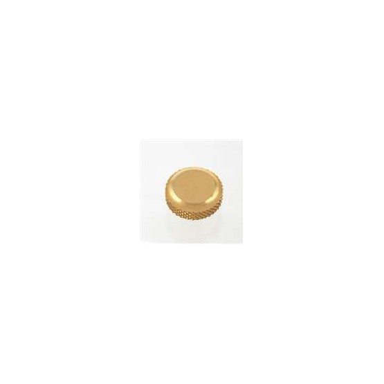 ALL PARTS TK7705002 LARGE KNOB FOR THE BACK OF SCHALLER LOCKING TUNING KEYS, GOLD