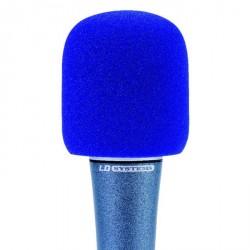 LD SYSTEMS D913BLU ESPUMA QUITA VIENTOS PARA MICROFONOS LD BLUE