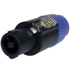 ADAM HALL 7871 CONECTOR SPEAKON COMPATIBLE