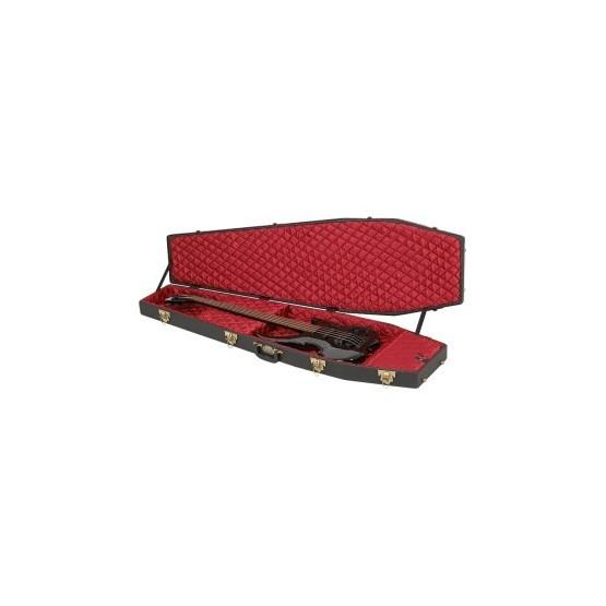 ROCKBAG WCK10705B ESTUCHE CASKET MADERA BAJO CON ACOLCHADO 20MM