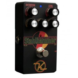 KEELEY STAHLHAMMER DISTORTION PEDAL DISTORSION