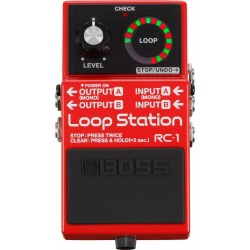 BOSS RC 1 PEDAL LOOPER