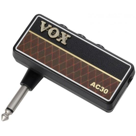 VOX AMPLUG2 AC30 MINI AMPLIFICADOR AURICULARES