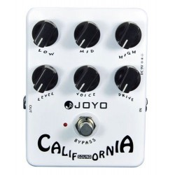 JOYO JF 15 CALIFORNIA SOUND PEDAL DISTORSION.