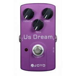 JOYO JF 34 US DREAM PEDAL DISTORSION