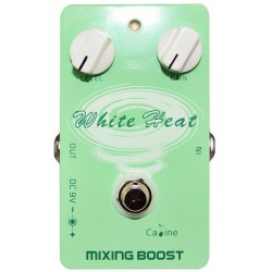 CALINE CP29 WHITE HEAD PEDAL BOOST