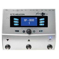 TC HELICON PLAY ELECTRIC PROCESADOR DE GUITARRA Y VOZ