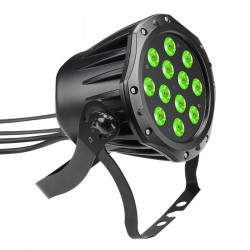 CAMEO CLPSTTRI12IP FOCO OUTDOOR PAR LED 3 COLORES