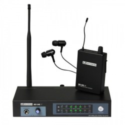 LD SYSTEMS MEI ONE 1 SERIE MEI ONE SISTEMA DE MONITORAJE INALAMBRICO IN-EAR 863,700 MHZ