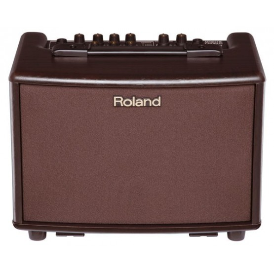 ROLAND AC33 RW AMPLIFICADOR GUITARRA ACUSTICA 15+15W ROSEWOOD