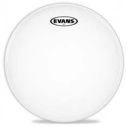 EVANS B08G14 PARCHE TOM/CAJA G14 COATED BLANCO RUGOSO
