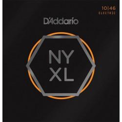 D'ADDARIO NYXL1046 JUEGO CUERDAS GUITARRA ELECTRICA 010-046