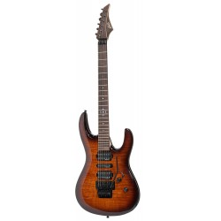 LAG A200BRS GUITARRA ELECTRICA ARKANE 200 BROWN SHADOW