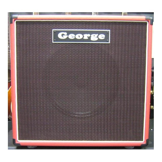GEORGE GTA V112 PANTALLA 1X12 CELESTION V30 16 OHM 60W