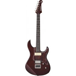 YAMAHA PACIFICA 611HFM GUITARRA ELECTRICA ROOT BEER