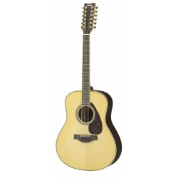 YAMAHA LL16 12 ARE NT GUITARRA ELECTROACUSTICA NATURAL 12 CUERDAS