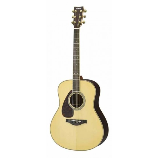 YAMAHA LL16L ARE NT GUITARRA ELECTROACUSTICA NATURAL ZURDO