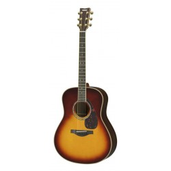 YAMAHA LL16 ARE BS GUITARRA ELECTROACUSTICA BROWN SUNBURST