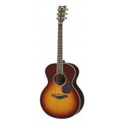 YAMAHA LJ16 ARE BD GUITARRA ELECTROACUSTICA BROWN SUNBURST