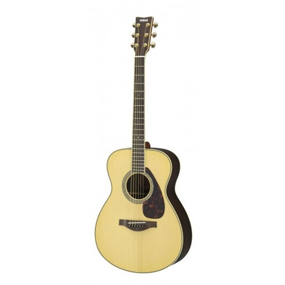 YAMAHA LS6 ARE NT GUITARRA ELECTROACUSTICA NATURAL