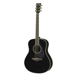 YAMAHA LL6 ARE BL GUITARRA ELECTROACUSTICA BLACK