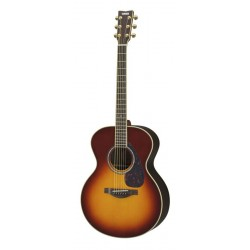 YAMAHA LJ6 ARE BS GUITARRA ELECTROACUSTICA BROWN SUNBURST. DEMO