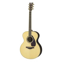 YAMAHA LJ6 ARE NT GUITARRA ELECTROACUSTICA NATURAL