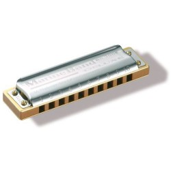 HOHNER 2005/20 B ARMONICA BLUES NOTA SI 20 VOCES MARINE BAND DE LUXE