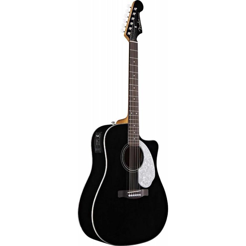 Fender sonoran sce v2 guitarra electroacustica black for Guitarras barcelona