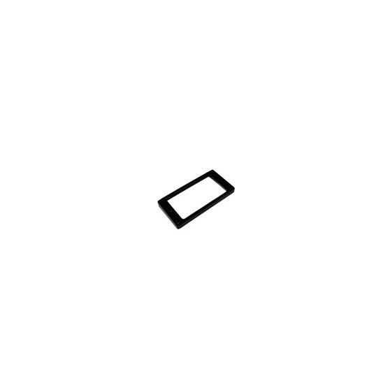ALL PARTS PC6733023 BLACK CURVED EPIPHONE HUMBUCKING PICKUP RING SET