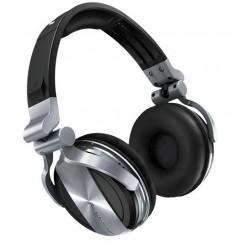 PIONEER HDJ1500S AURICULARES DJ PLATEADOS.
