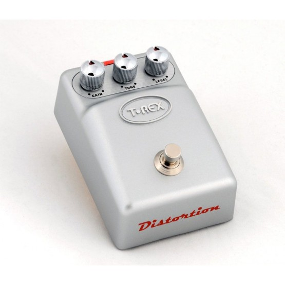 T-REX TONEBUG DISTORTION PEDAL GUITARRA. DEMO.