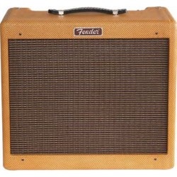 FENDER BLUES JUNIOR LTD C12N AMPLIFICADOR GUITARRA LACQUERED TWEED