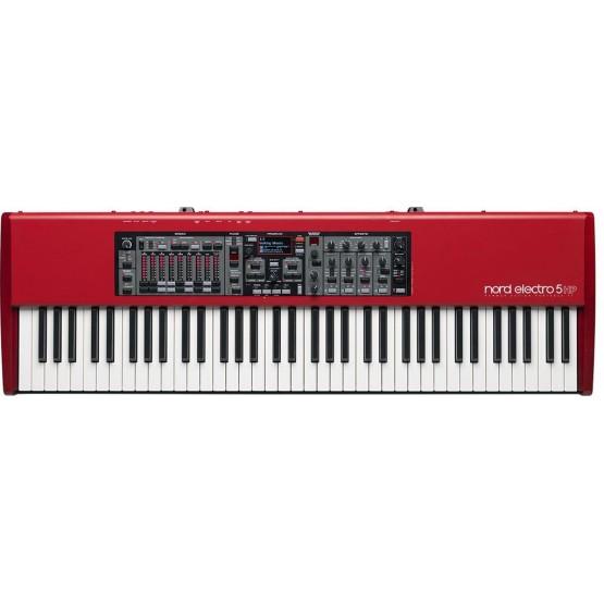 CLAVIA NORD ELECTRO5 HP73 PIANO ESCENARIO