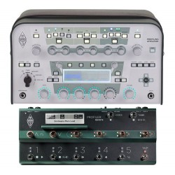 KEMPER PACK PROFILER HEAD WHITE AMPLIFICADOR GUITARRA CON PEDALERA PROFILER REMOTE