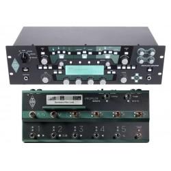 KEMPER -PACK- PROFILER POWERRACK AMPLIFICADOR RACK GUITARRA CON PEDALERA PROFILER REMOTE