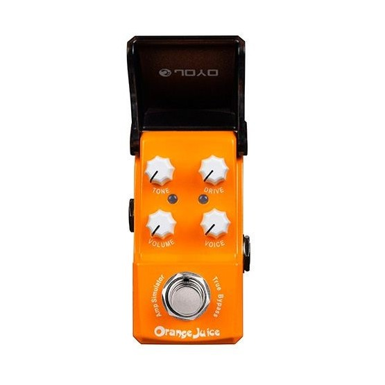 JOYO JF-310 ORANGE JUICE IRONMAN PEDAL DISTORSION