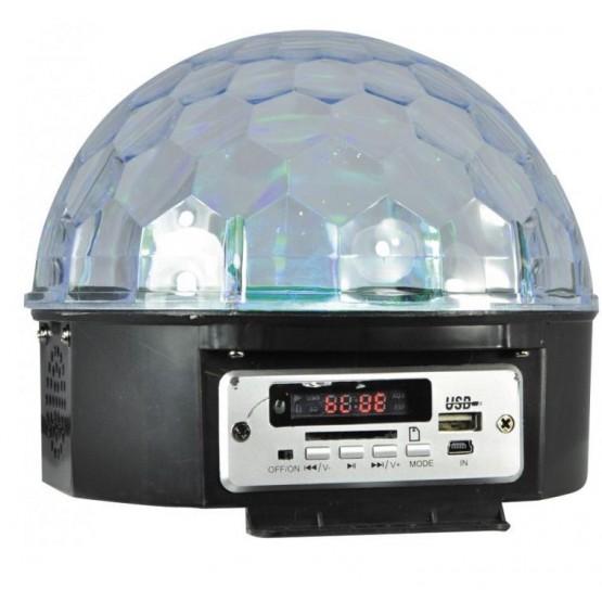 ACOUSTIC CONTROL MAGIC BT MP3 EFECTO LED CON REPRODUCTOR MP3.