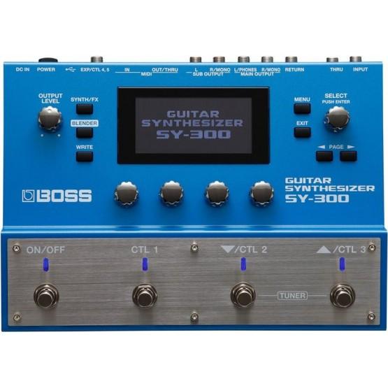 BOSS SY-300 SINTETIZADOR GUITARRA