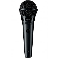 SHURE PGA58-XLR-E MICROFONO VOCAL DINAMICO