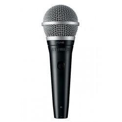SHURE PGA48-QTR-E MICROFONO VOCAL DINAMICO