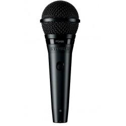 SHURE PGA58-QTR-E MICROFONO VOCAL DINAMICO
