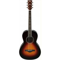 IBANEZ AVN1 BS GUITARRA ACUSTICA PARLOR BROWN SUNBURST.