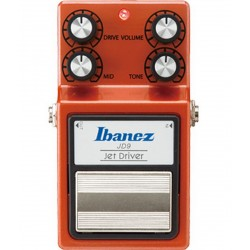 IBANEZ JD9 JET DRIVER PEDAL DISTORSION