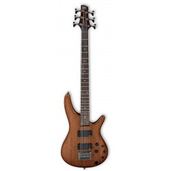IBANEZ SRC6 WNF WORKSHOP BAJO ELECTRICO 6 CUERDAS WALNUT FLAT