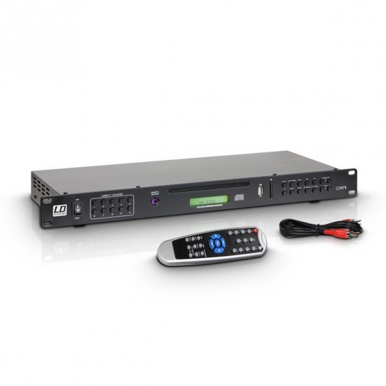 LD SYSTEMS LDCDMP1 REPRODUCTOR MULTIMEDIA