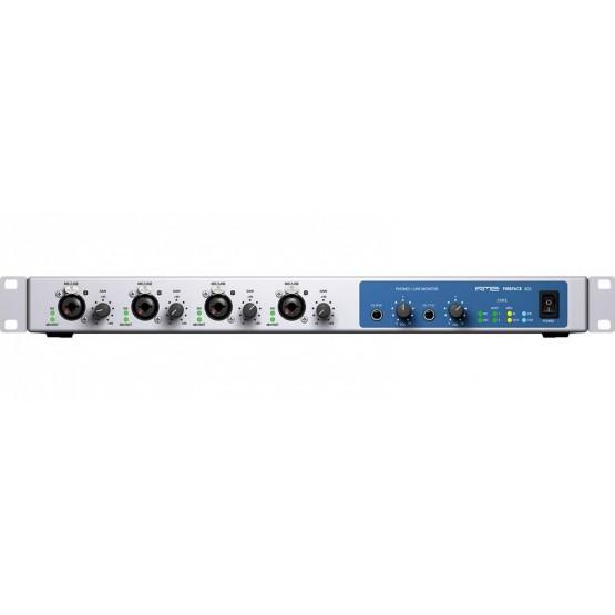 RME FIREFACE 802 INTERFAZ DE AUDIO USB FIREWIRE