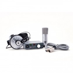 FOCUSRITE ITRACK STUDIO PACK GRABACION INTERFAZ DE AUDIO.