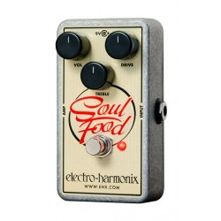 ELECTRO HARMONIX SOUL FOOD PEDAL OVERDRIVE